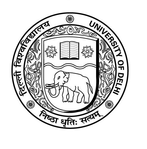 Logo of EOC, Delhi University