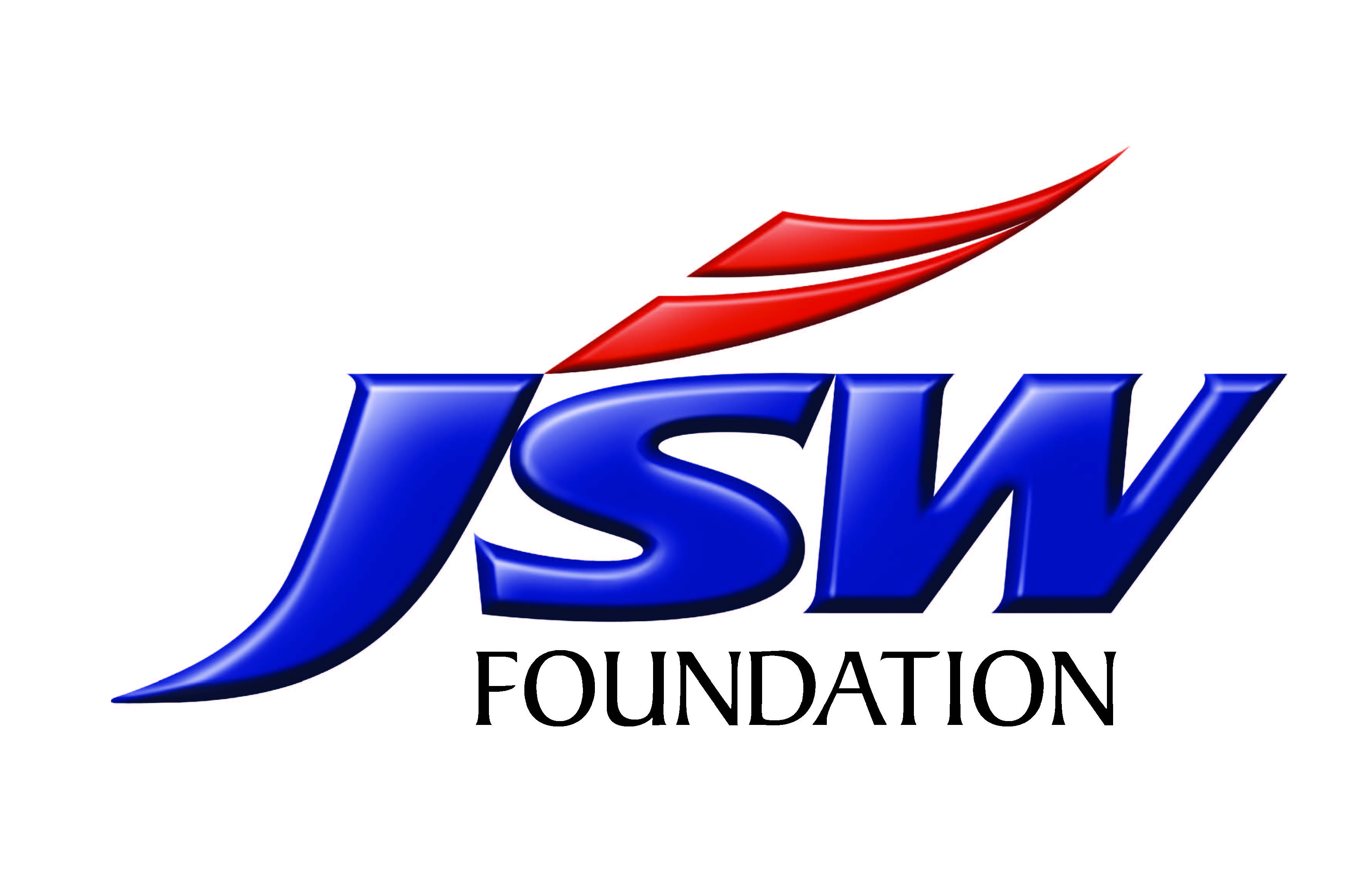 Logo of JSW Foundation