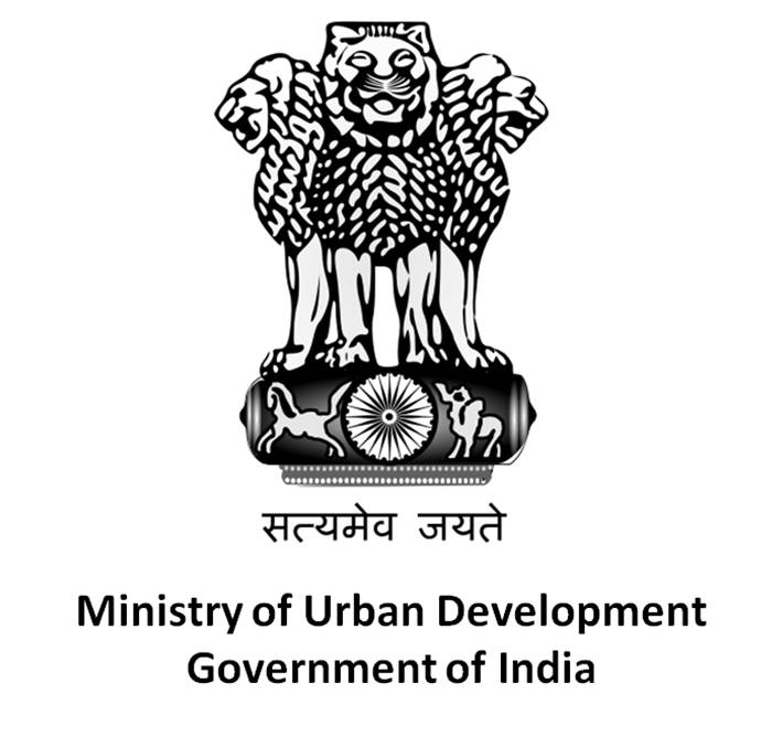Logo of Ministry of Urban Development, Govt. of India