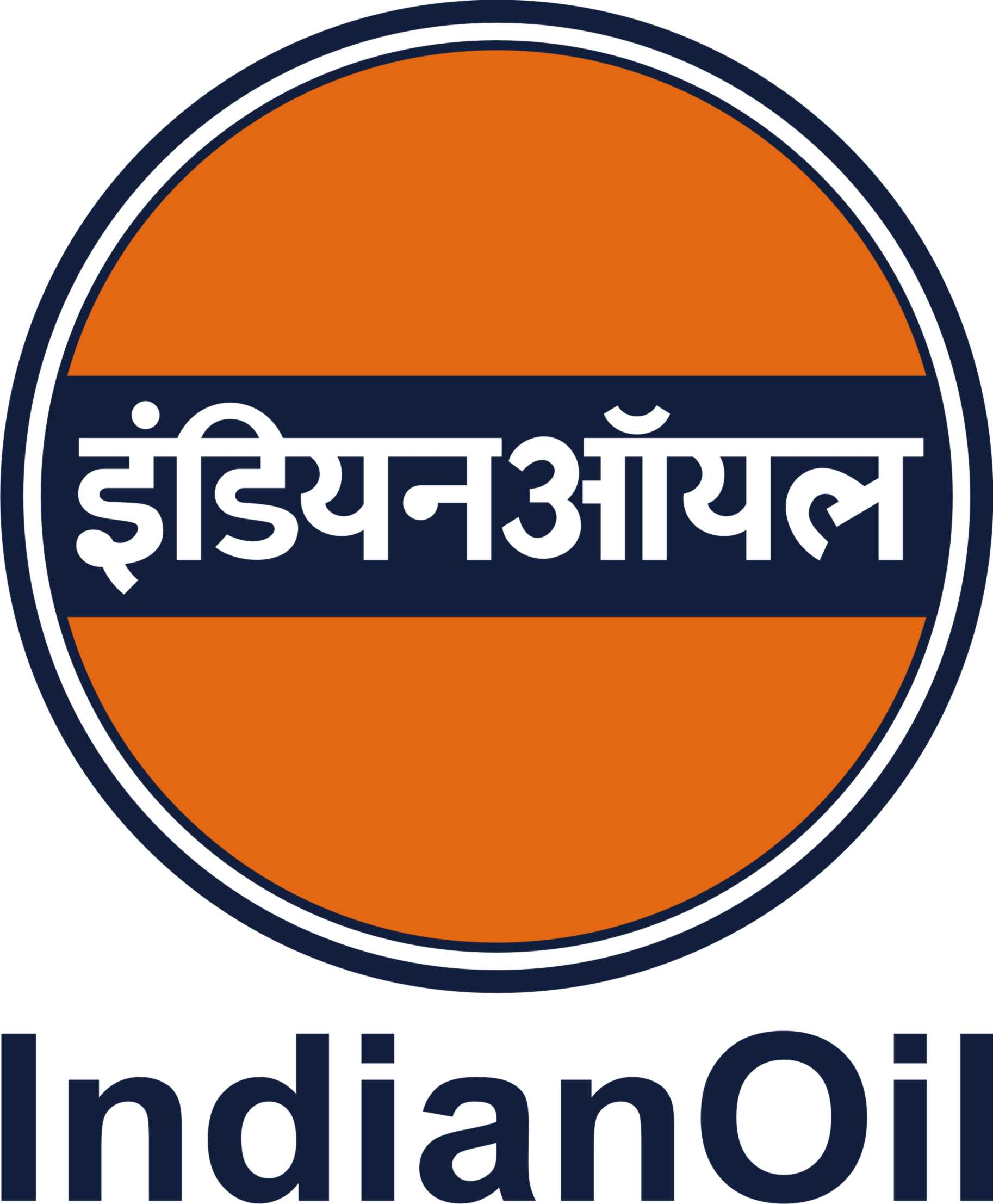 Logo of Indian Oil Corporation Limited