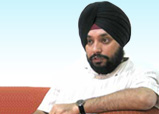 Photo of Mr. Arvinder Singh, Hon